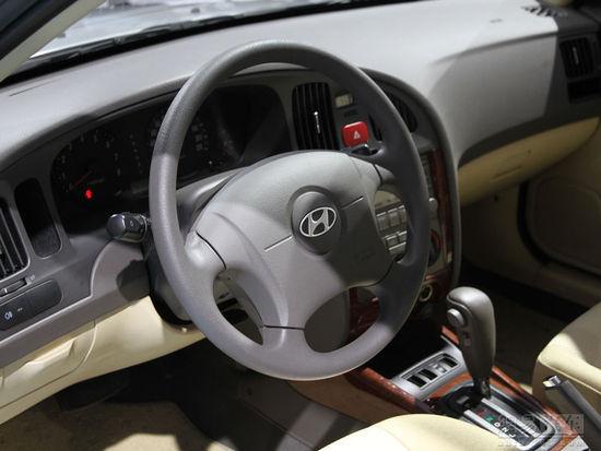 合肥商务租车 现代伊兰特高清图片